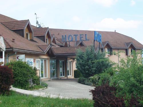 Alpha - Hotel - Épagny