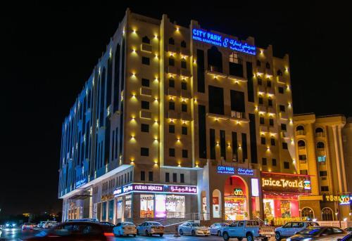 . City Park Hotel Apartments