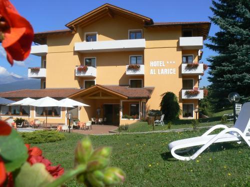 Hotel And Appartamenti Al Larice