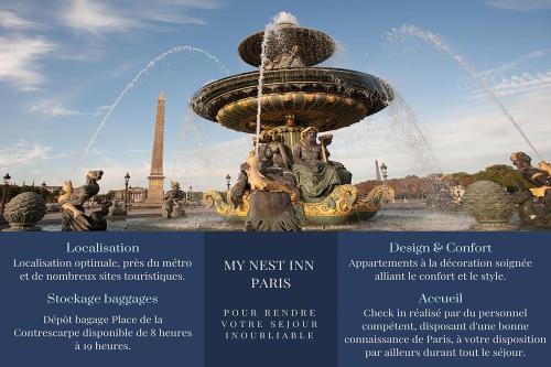 My Nest Inn Paris Panthéon photo 37