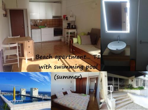 Beach Apartment... T1 With Swimming Pool (Summer)