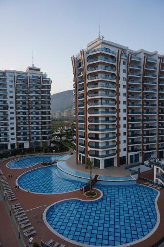Mahmutlar AZURA PARK Complex rooms