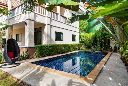 Private pool villa close to beach Private pool villa close to beach