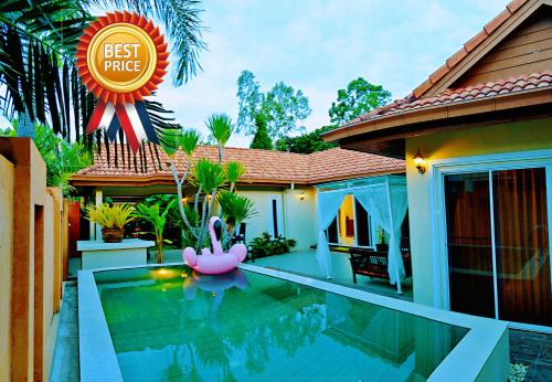 Stunning 3 bed pool Villa city/walking street Pattaya Stunning 3 bed pool Villa city/walking street Pattaya