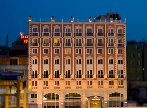 Istanbul Askoc Hotel yol tarifi