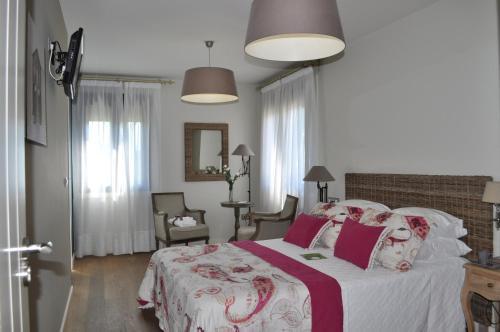 Double Room Enoturismo Lagar De Costa 7