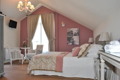 Superior Double Room Enoturismo Lagar De Costa 10