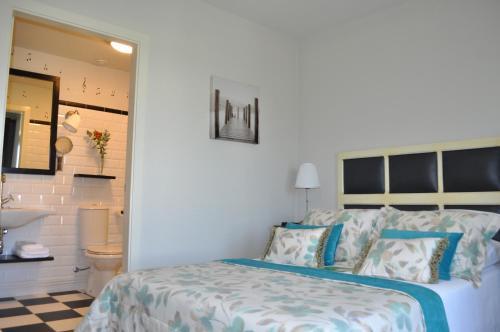 Double Room Enoturismo Lagar De Costa 6