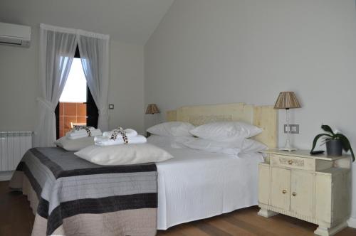 Habitación Doble Superior - 2 camas Enoturismo Lagar De Costa 4