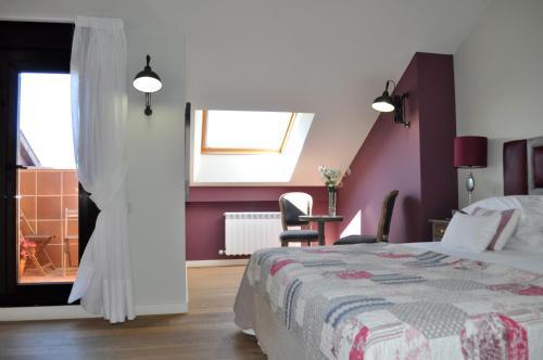 Habitación Doble Superior - 2 camas Enoturismo Lagar De Costa 3