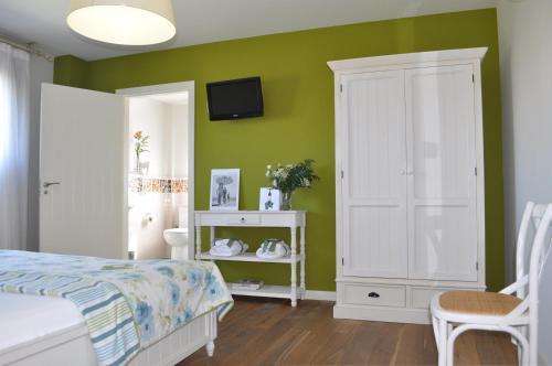 Double Room Enoturismo Lagar De Costa 5