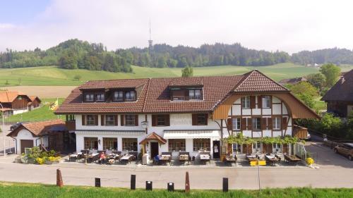 . Alpenblick Ferenberg Bern