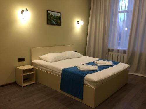 Legend Hotel Moskovsky Стандартный двухместный номер с 1 кроватью