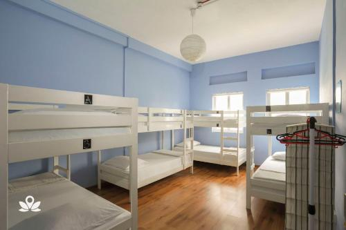 1 Bed in 8 Bed Mixed Dorm