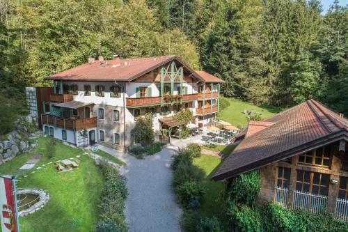 . Naturidyll Hotel Hammerschmiede