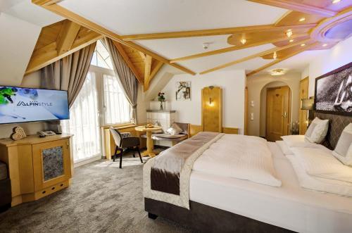 Фото отеля Alpinstyle Hotel Ischgl