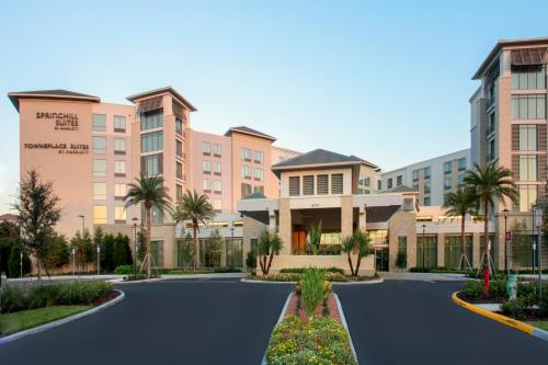 SpringHill Suites by Marriott Orlando Theme Parks-Lake Buena Vista
