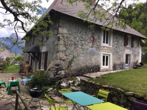 Charmante maison familiale - Hotel - Saint-Pierre-de-Chartreuse