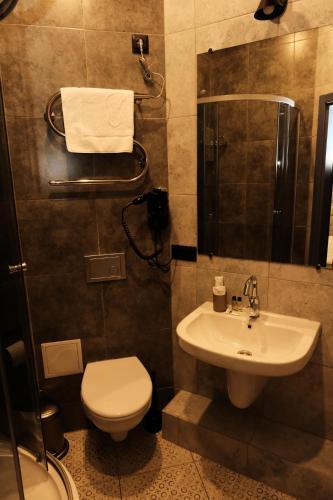 Отель Гутенберг Бюджетный двухместный номер с 1 кроватью