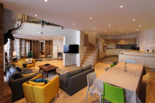 Appartement Chalet 160m2 12 personnes