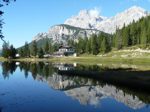 Albergo Chalet Lago Antorno - Hotel - Misurina