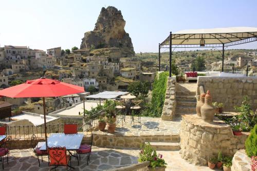 Ortahisar Hezen Cave Hotel reservation