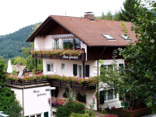 Landhaus fernblick winterberg