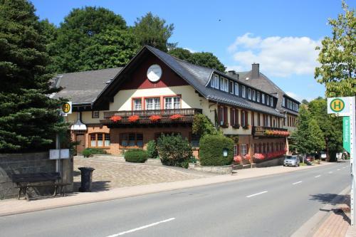 Privathotel Brügges Loui - Willingen-Upland
