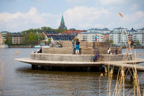 Oreo Hammarby Sjöstad