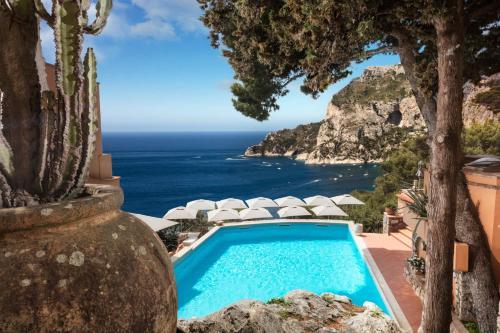 Via Tragara 57, 80073 Capri, Italy.