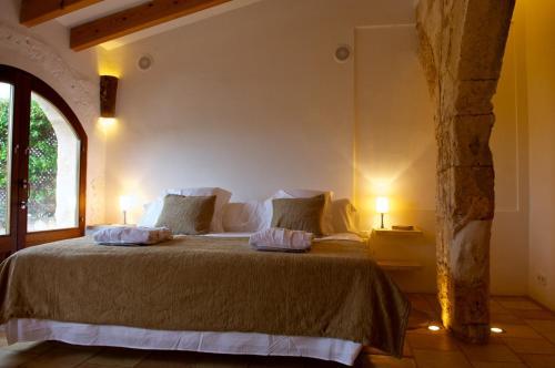Suite Junior con terraza Alcaufar Vell Hotel Rural & Restaurant 7