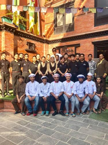 Chaksibari Marg, Thamel, Kathmandu, Nepal.