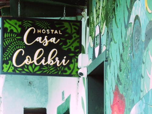 Hotel Hostal Casa Colibrí
