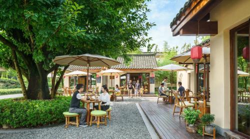 No.2 Dong Ruan Road, Qingcheng Mountain Town,   Chengdu, Sichuan, 611844, China.