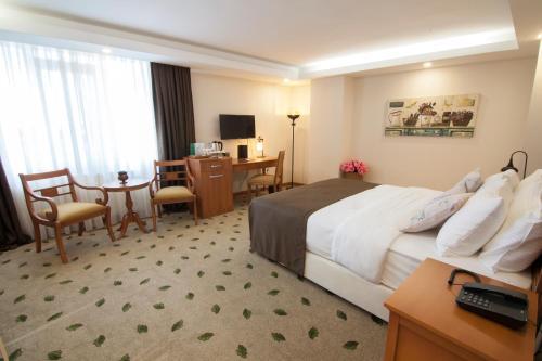 Tuzla TUZLA GARDEN HOTEL&SUITES how to go