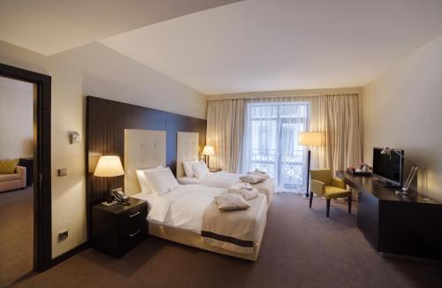 Crowne Plaza - Borjomi, an IHG hotel - Hotel - Borjomi