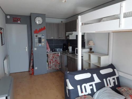 Balcon de la Soulane - Apartment - Bolquère Pyrénées 2000