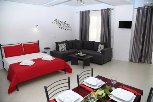 Aurora Luxury Studio, Pension in Rhodos