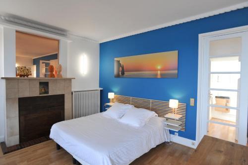 Gite De La Plage Hotel Front De Mer 4 Rue General Leclerc 76790