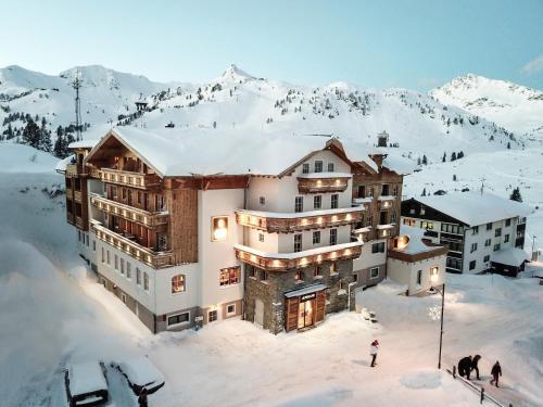 Hotel Alpenland - Obertauern