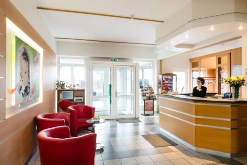Hotel-overnachting met je hond in Best Western Euro Hotel Gonderange - Gonderange