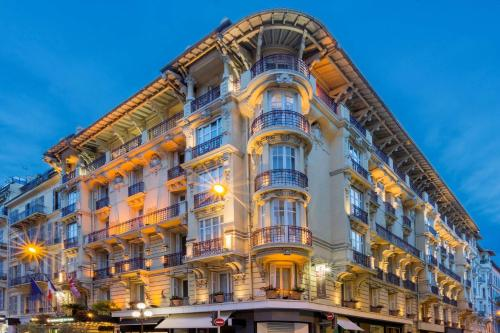 Best Western Plus Hôtel Massena Nice - Hôtel - Nice