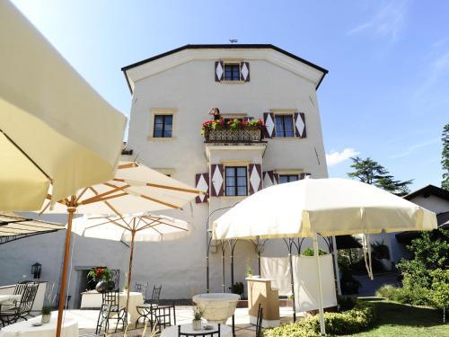 Hotel Castel Rundegg Meran 2000