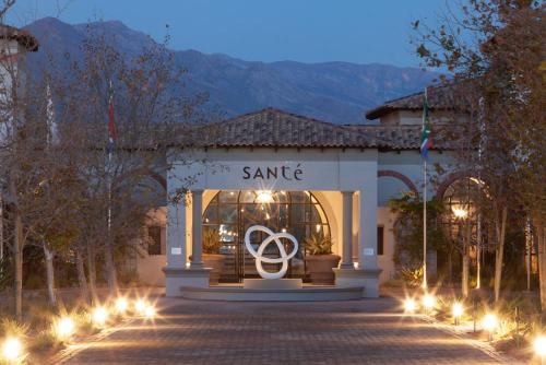 Sante Wellness Retreat