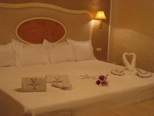 Junior Suite Hotel Santa Isabel 15