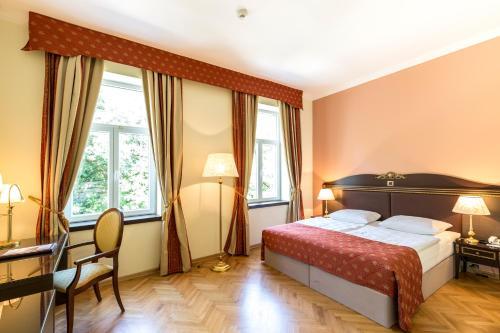 Hotel Kvarner Palace room photos
