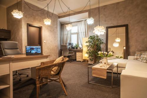 Hotel-overnachting met je hond in STING Boutique Apartments - Ostrava