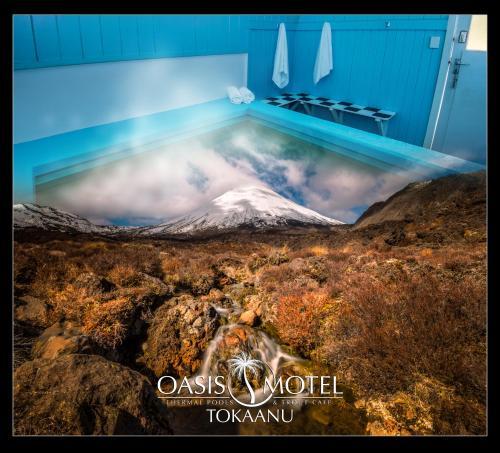 . Oasis Motel & Holiday Park Turangi