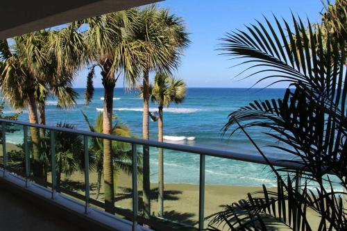 . Beachfront Penthouse