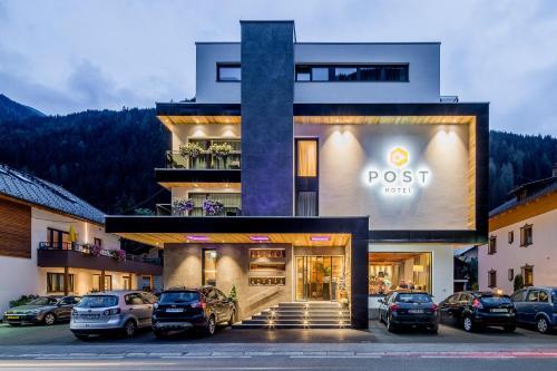 Post Hotel Paznaun See im Paznaun